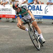 Maria Giulia Confalonieri campionessa del mondo juniores della corsa a punti