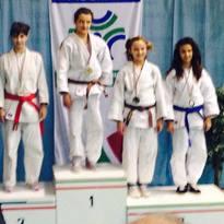 Judo – Qualificazione campionati Italiani FIJKLAM – Esordienti B