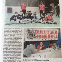 "3°  Torneo  indoor  di  baseball  cat.  ""ALLIEVI"""