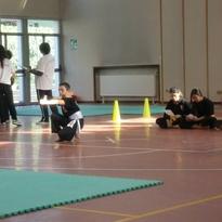 Foto Atleti Olimpic martial Art