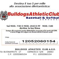 5 x 1000 BULLDOGS AC 2014