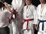 Spazzi terzo ai Nazionali di Judo UISP 2014