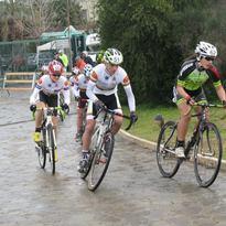 Giulia Orlando nella tappa finale della Circuito Tre Mari svoltasi a Metaponto (Matera)