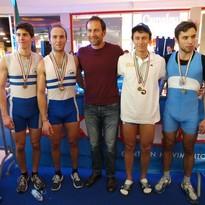 Campionati italiani Indoor Rowing – 11 gennaio 2015 Muggia