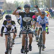 <b>Prima vittoria da esordiente di Andrea D'Amato</b>