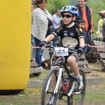 Giovanissimi impegnati nella gara di Stradella del 26 aprile 2015