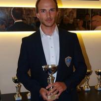 Lorenzo TEDESCO premiato da CITY SPORT come canottiere dell'anno 2014