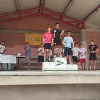 <b>Andrea D'Amato vincitore a Solbiate Olona (VA)</b>