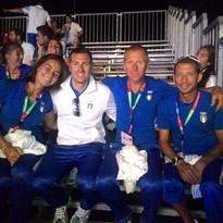 Mediterranean Beach Games 2015- tre medaglie di bronzo!