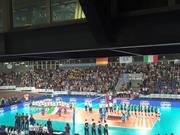 Partita amichevole della Nazionale femminile a Napoli contro la Germania del 19 settembre 2015: noi c'eravamo!!
