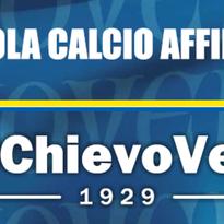 Chievo Verona e A.S.D. Fersina Perginese – Scuola Calcio