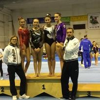 Campionesse regionali GAF 2015
