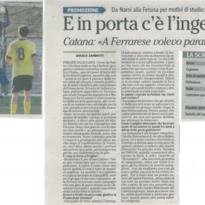 Intervista Catana