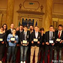Premiati gli Atleti Azzurri 2015