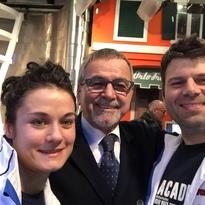 Partecipazione trasmissione televisiva Sportlandia a Canale Italia