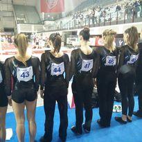 Rimini, 12 febbraio 2016. 5° posto all'esordio in serie B nazionale!