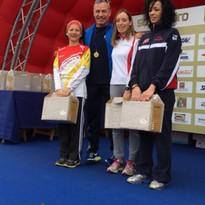 Master alla Scarpadoro: Marta Teruzzi sul podio di categoria