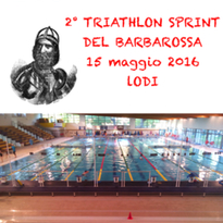 2° Triathlon del Barbarossa
