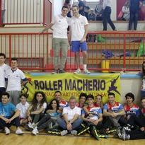Roller Macherio brilla ai campionati regionali FIHP
