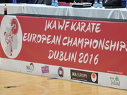 1-2 aprile 2016 a Dublino - Campionato Europeo JKA