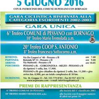 GARA ESORDIENTI 5-6-2016