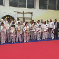 Esame taekwon-do bambini maggio 2016