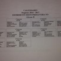 Calendari Esordienti