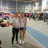 UN BEL WEEKEND TRA CROSS E INDOOR