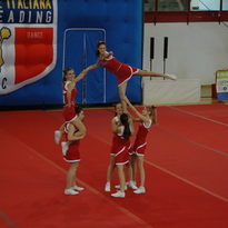 8° CAMPIONATO ASSOLUTO DI CHEERLEADING E CHEERDANCE