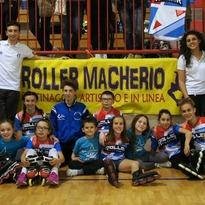 Roller Macherio d'oro ai campionati regionali FISR