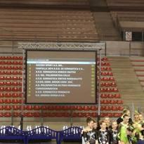 GAF, Serie B Nazionale: terza prova, terzo podio. La favola continua…