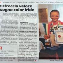 Articolo su La Provincia di Varese – 17 luglio 2017