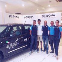 De Bona Motors con il nostro Quattro Senza PL