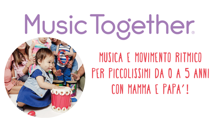 Demo gratuite e Corso Autunnale di Music Together