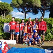 Riccione Finale Circuito Emilia Romagna Triathlon Kids e Youth