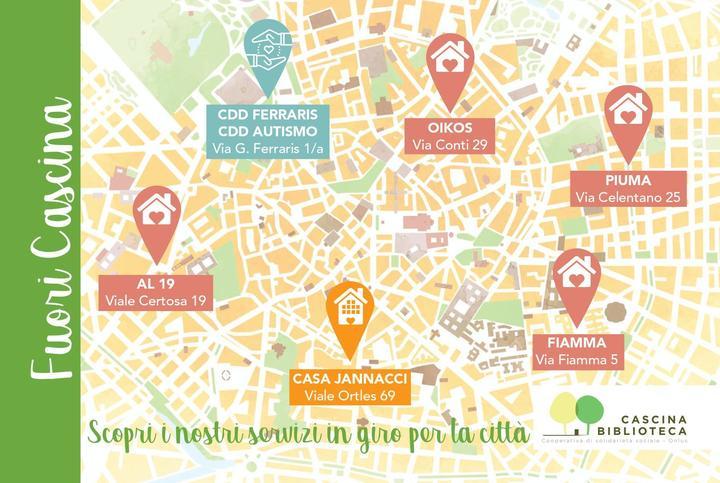 FUORICASCINA – Tanti appuntamenti in giro per la città