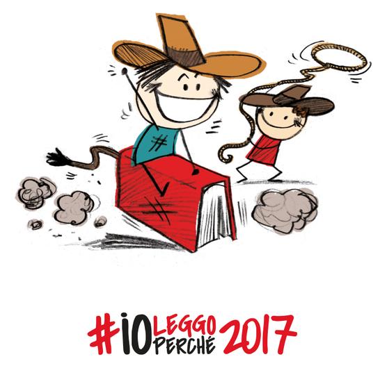 Il nuovo punto libreria di Carpemira partecipa a #IOLEGGOPERCHÉ 2017
