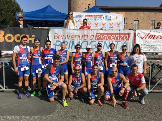 Successo targato Piacenza Triathlon per la seconda edizione del Duathlon della Primogenita