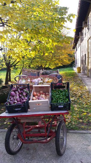 I Farmer Market in Cascina Biblioteca