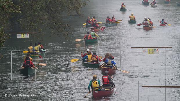 canoa canadese