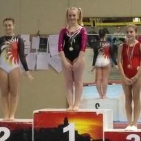 Oro nella silver per Melissa Scopini