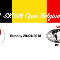 SKFB – SKDUN OPEN BELGIUM CUP