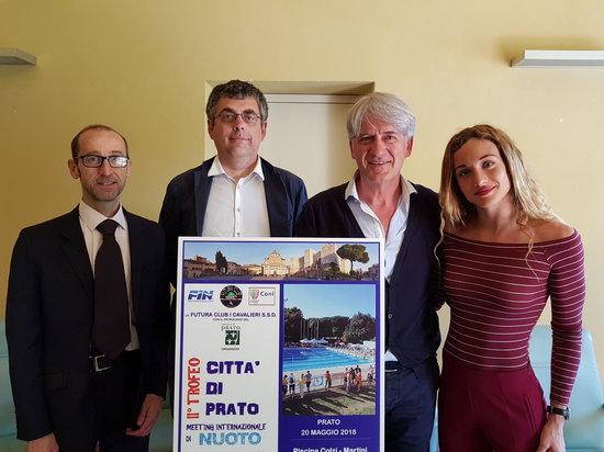 """GRANDE PARTECIPAZIONE AL """"II° TROFEO CITTA' DI PRATO"""""""