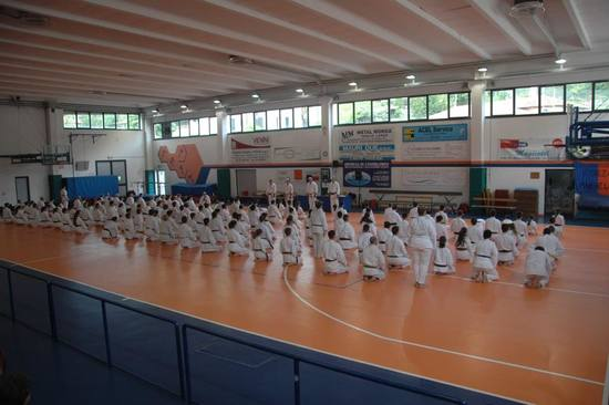 Stage estivo karate do 2018
