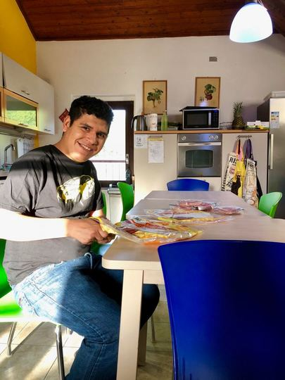 In Residenza come al Ristorante – pranzi e cene per tutti!