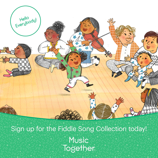 Lezioni di prova gratuite per tutti a Music Together