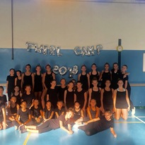 1°  CAMPUS TWIRLING