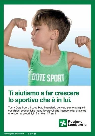 DOTE SPORT REGIONE LOMBARDIA AA18/19