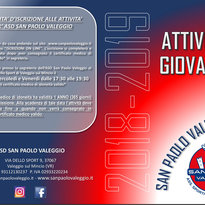 Attività Giovanili 2018/19