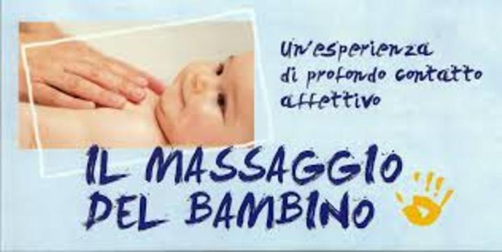 Cos'è il massaggio infantile?